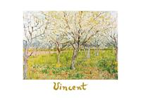 PGM Vincent Van Gogh - The Orchard Kunstdruk 70x50cm
