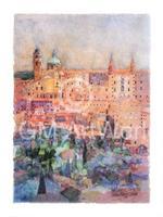 PGM Ralf Westphal - Urbino, Palazzo Ducale, Marche Kunstdruk 30x40cm