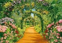Papermoon Bloemensteeg Vlies Fotobehang 350x260cm