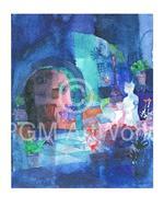 PGM Ralf Westphal - Italienischer Garten Kunstdruk 30x40cm