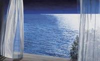PGM Alice Dalton Brown - Nocturne s Kunstdruk 48.5x32.5cm