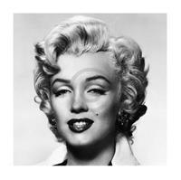 PGM Bettmann - Monroe Portrait Kunstdruk 60x60cm
