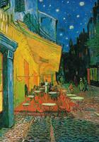 PGM Vincent Van Gogh - Café at Night Kunstdruk 60x80cm