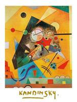 PGM Wassily Kandinsky - Harmonie Tranquille Kunstdruk 60x80cm
