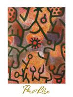 PGM Paul Klee - Flora di Roccia Kunstdruk 60x80cm