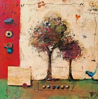 PGM Sonja Kobrehel - Tree I Kunstdruk 70x70cm