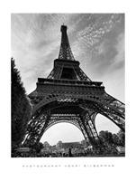 PGM Henri Silberman - La Tour Eifel, Paris Kunstdruk 60x80cm