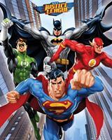 GBeye DC Comics Rise Poster 40x50cm