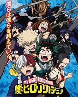 GBeye My Hero Academia Season 2 Poster 40x50cm