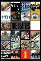 GBeye The Beatles Albums Poster 61x91,5cm