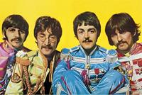GBeye The Beatles Lonely Hearts Club Poster 91,5x61cm