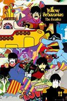GBeye The Beatles Yellow Submarine Poster 61x91,5cm