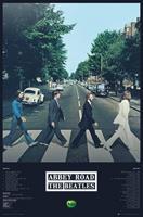GBeye The Beatles Abbey Road Tracks Poster 61x91,5cm