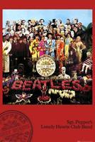 GBeye The Beatles Sgt Pepper Poster 61x91,5cm