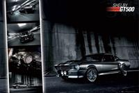 GBeye Ford Shelby Mustang GT500 Poster 91,5x61cm