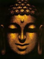 PGM Mahayana - Buddha Kunstdruk 60x80cm