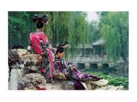PGM Basil Pao - Garden of Fragrant Light Kunstdruk 80x60cm