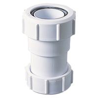 Wirquin verbinding lood-PVC Ø32xØ37mm