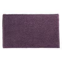 differnz Popcorn badmat 50x80cm violet