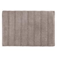 differnz Stripes badmat 45x75cm taupe