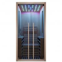 badstuber Carbon infrarood sauna 100x130cm 1 persoons