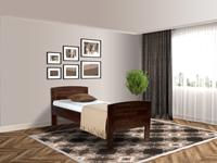 dico Senioren bed comfort compleet donkerbruin