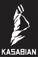 Pyramid Kasabian Ultra Face Poster 61x91,5cm