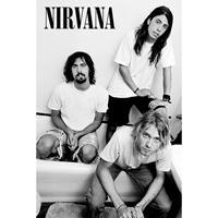 Pyramid Nirvana Bathroom Poster 61x91,5cm