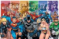 Pyramid Justice League America Generations Poster 91,5x61cm
