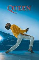Pyramid Queen Live at Wembley Poster 61x91,5cm