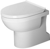Duravit Staand toilet DuraStyle Basic wit