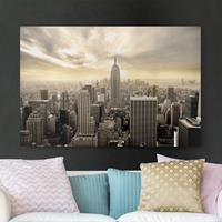 Home24 Afbeelding Manhattan Dawn I, Bilderwelten