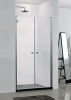 badstuber Elegance klapdeuren voor douche 90x195cm