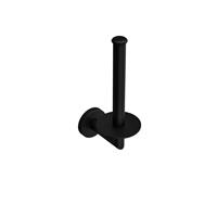 muebles Line reserverolhouder mat zwart