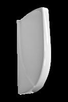 sanicare Rondo schaamschot 70x40cm wit
