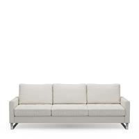 Rivièra Maison 3,5-zits Bank 'West Houston' Oxford Weave, kleur Alaskan White