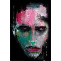 Pyramid Marilyn Manson We Are Chaos Poster 61x91,5cm