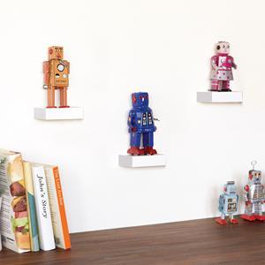 Home24 Wandplanken Showcase (set van 3), Umbra