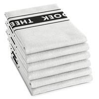 DDDDD Theedoek Pelle White (6 stuks)