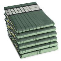 DDDDD Theedoek Helsinki Mint Green (6 stuks)