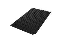 Vloerverwarmingzelfleggen Noppenplaat NOP met 10mm isolatie