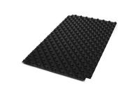 Vloerverwarmingzelfleggen Noppenplaat NOP met 30mm isolatie