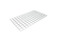 Vloerverwarmingzelfleggen Draadmatten gegalvaniseerd 15 cm