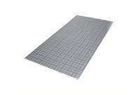 Vloerverwarmingzelfleggen Tackerplaat EPS isolatie rasterfolie 2x1m met 30mm isolatie