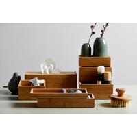 Home24 Bamboe-box Terra III (set van 2), WENKO