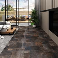 vidaXL Vloerplanken 20 st zelfklevend 1,86 m² houtstructuur