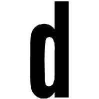 RZB 99222.013.D/K - Label for house no. luminaire small D 99222.013.D/K