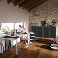 Home24 Rollende kast easyBox II, easyOffice by Paperflow