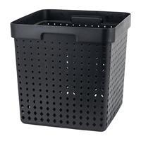 Xenos Mand xl - zwart - 29,5x29,5x29,5 cm