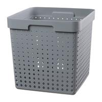 Xenos Mand xl - grijs - 29,5x29,5x29,5cm